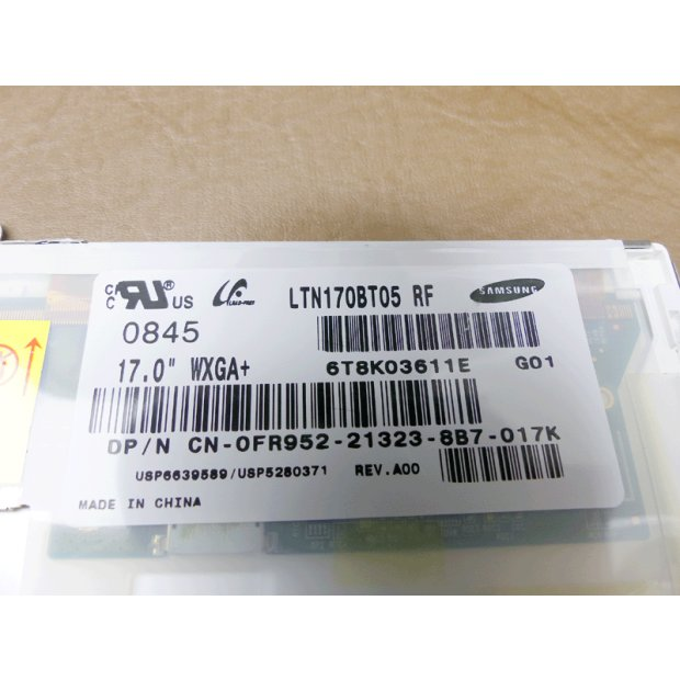 LCD Display 17 passend für LTN170BT05 RF  /Bx3 / Bx-77