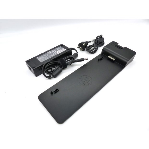 Hp UltraSlim Docking Station Model HSTNN-IX10 HP830 G1 G2 G3 G4 G5