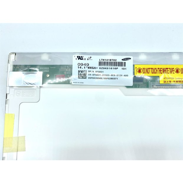 Dell SAMSUNG Display LTN141BT02 101 1440x900 30 Pin