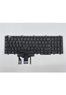 Tastatur Dell Latitude E5500 0383D7 UK